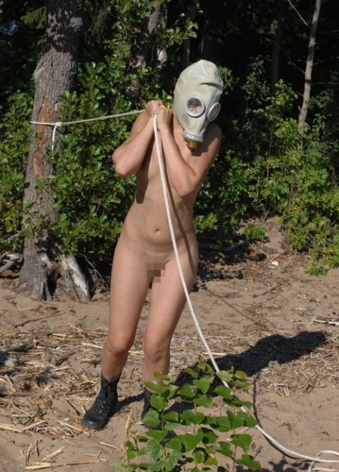 とある女性兵士たちの訓練の様子がエロすぎると話題に・・・(※画像有)・16枚目