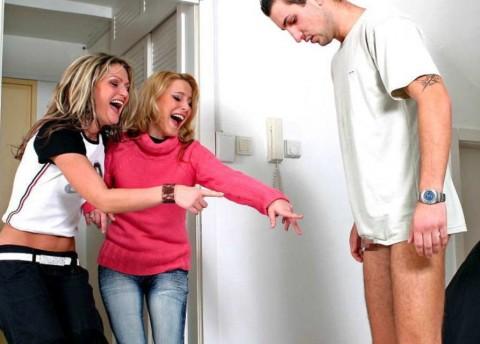 【超ドM】短小を見て笑う女たち・・・を見て興奮する奴ちょっとこいwwwwwwwwwww(画像26枚)・9枚目
