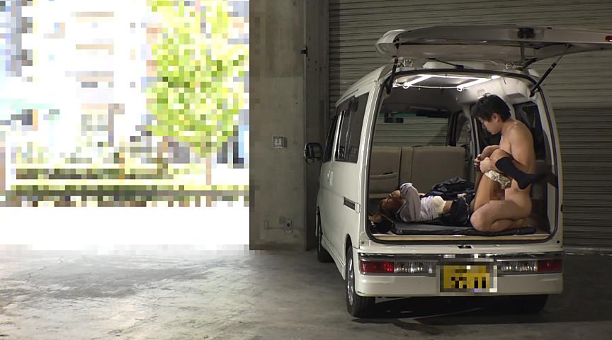 【カーセ激写】車をラブホ代わりに使ってるといつかこうなる・・・(画像32枚)・7枚目