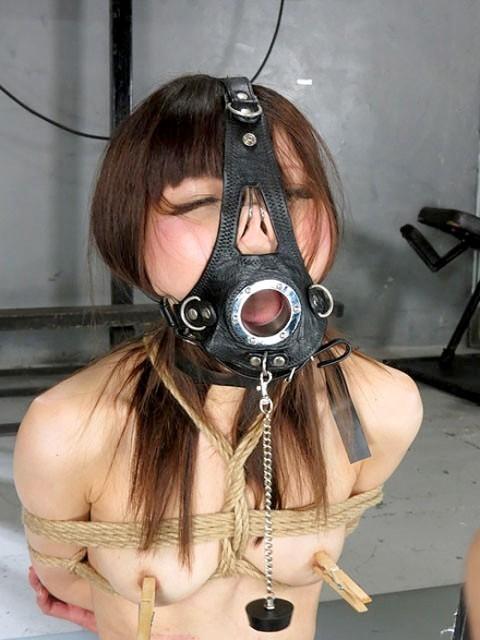 【画像25枚】女の口を強制的に開かせる器具たち→中でも一番屈辱的なのがコチラ・・・・8枚目