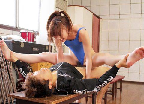 【画像あり】体の柔らかい女の子に180度開脚させて挿入してみたwwwwwwwwwwwww・5枚目