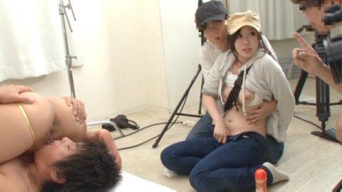 【画像あり】俺氏、AVの撮影現場見て男優への道あきらめる・・・(/ω\)・15枚目
