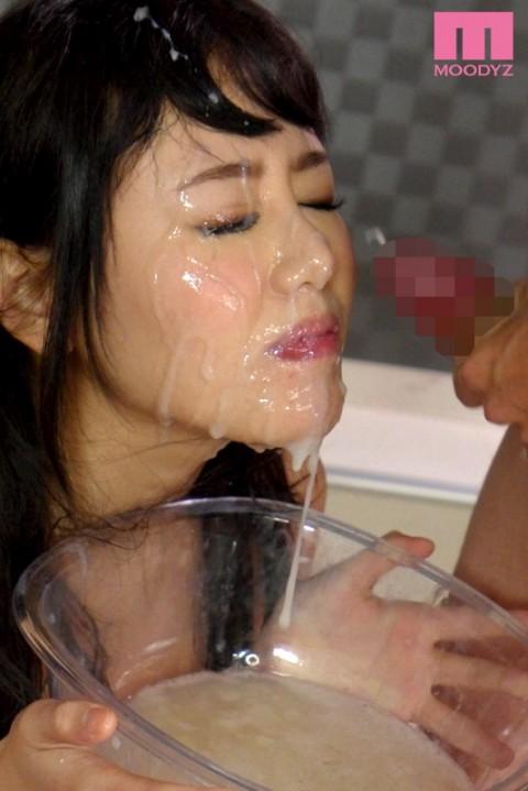【誰得】102発分のザーメンを飲む女wwwwwwwwwwwwww(画像あり)・8枚目