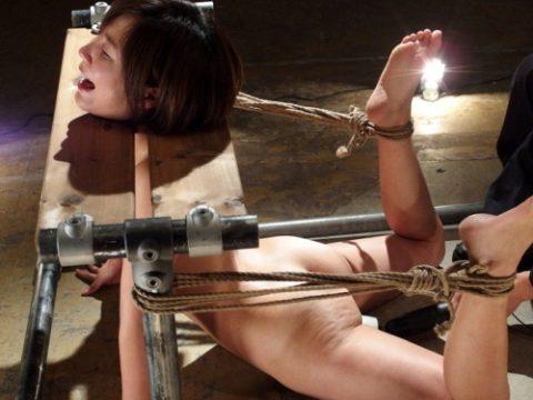 【脱臼不可避】女の体をエビ反り固定→矯正愛撫し続けた結果・・・(※画像あり)・1枚目