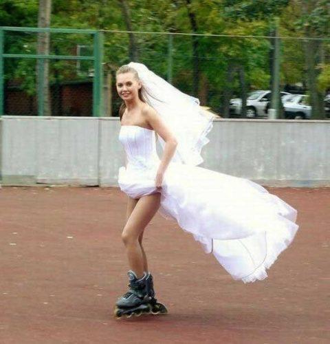 【画像あり】結婚式当日にやらかした花嫁たち・・・・21枚目