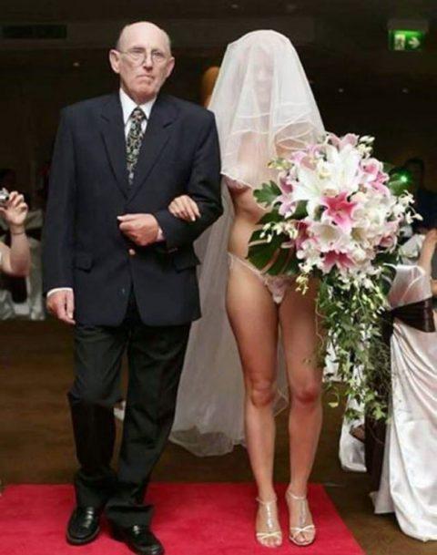 【画像あり】結婚式当日にやらかした花嫁たち・・・・9枚目
