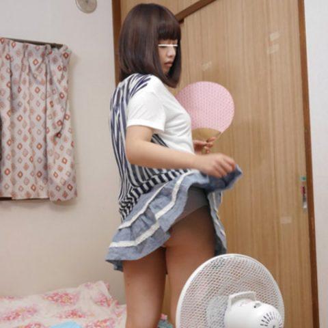 【夏限定】扇風機の前で涼む女の子たち・・・(22枚)・17枚目
