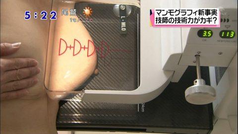 【画像で見る】乳がん検診に行こう!(決してエロ目線ではない・・・)・9枚目