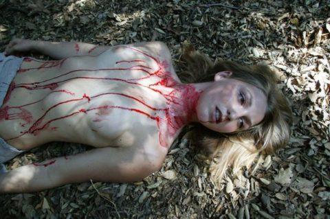 【閲覧注意】女にとって最も悲惨な死に方がこちら・・・(画像26枚)・11枚目