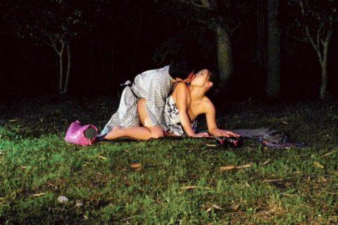 【夏】祭りの後、家まで我慢できなくなったカップルたちをご覧ください・・・(画像21枚)・15枚目