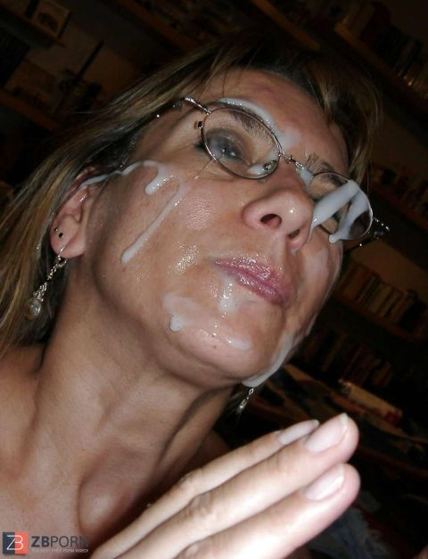 【顔射】ザーメンで洗顔できるくらい大量にブッカケられてる画像しか認めないスレ(26枚)・24枚目