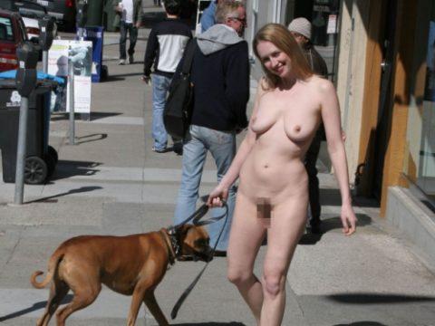 【画像27枚】裸族が犬を飼う理由wwwwwwwwwwwwwwwwwwwwww・1枚目