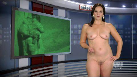 【画像】女性キャスターが全裸でガチなニュースを伝えるマジキチ番組発見wwwwwwwwwwww(25枚)・3枚目