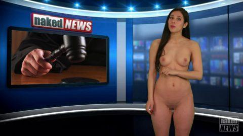 【画像】女性キャスターが全裸でガチなニュースを伝えるマジキチ番組発見wwwwwwwwwwww(25枚)・4枚目
