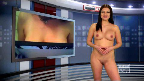 【画像】女性キャスターが全裸でガチなニュースを伝えるマジキチ番組発見wwwwwwwwwwww(25枚)・5枚目