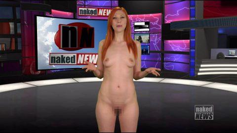 【画像】女性キャスターが全裸でガチなニュースを伝えるマジキチ番組発見wwwwwwwwwwww(25枚)・12枚目