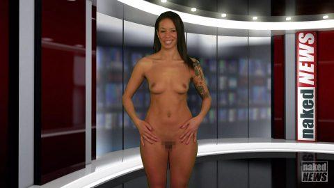 【画像】女性キャスターが全裸でガチなニュースを伝えるマジキチ番組発見wwwwwwwwwwww(25枚)・13枚目