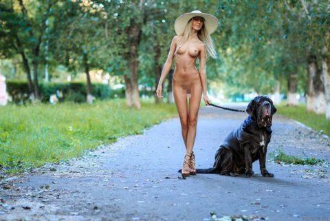 【画像27枚】裸族が犬を飼う理由wwwwwwwwwwwwwwwwwwwwww・14枚目