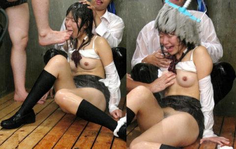 【ドン引き】女同士の集団性的イジメやりすぎだろ・・・(画像30枚)・18枚目