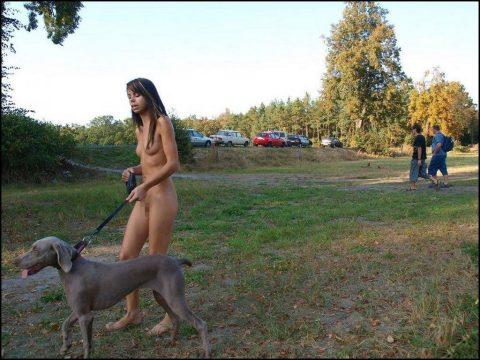 【画像27枚】裸族が犬を飼う理由wwwwwwwwwwwwwwwwwwwwww・24枚目