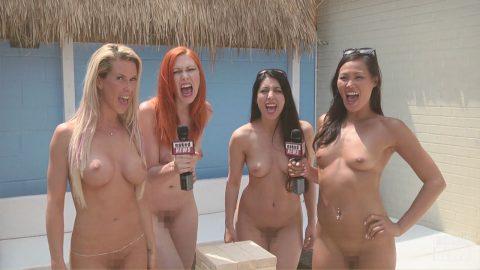 【画像】女性キャスターが全裸でガチなニュースを伝えるマジキチ番組発見wwwwwwwwwwww(25枚)・25枚目
