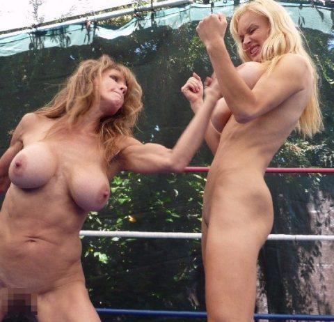 【画像】偽乳を潰しあう女同士の戦いをご覧くださいwwwwwwwwwwwwwwww(30枚)・27枚目