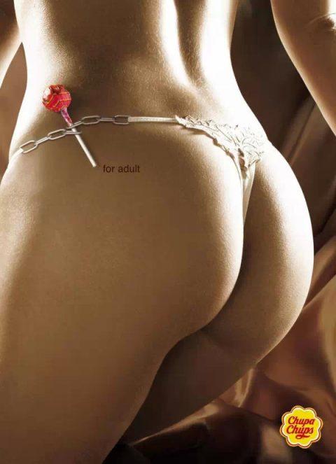 【PTA激怒】家族では見たくない海外の過激セクシー広告画像集(26枚)・9枚目
