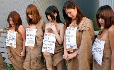 (胸糞注意)中国の裏フウゾクがヤバすぎる・・・奴隷市場やろこれ・・・・・・・・・・・・・・・
