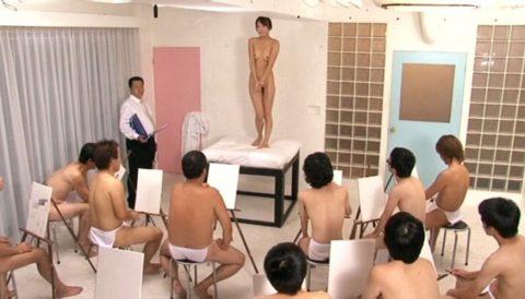 芸術の名のもとに辱められるヌードモデルたちをご覧ください・・・(38枚)・14枚目