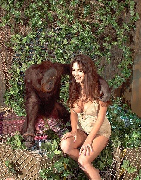 【ドン引き】猿と愛し合う女たち・・・(画像20枚)・15枚目