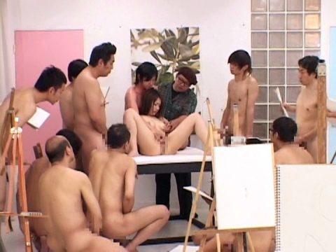 芸術の名のもとに辱められるヌードモデルたちをご覧ください・・・(38枚)・16枚目