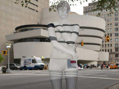 (29枚)裸のモデルが立ってるはずなのに全く見えない芸術写真集