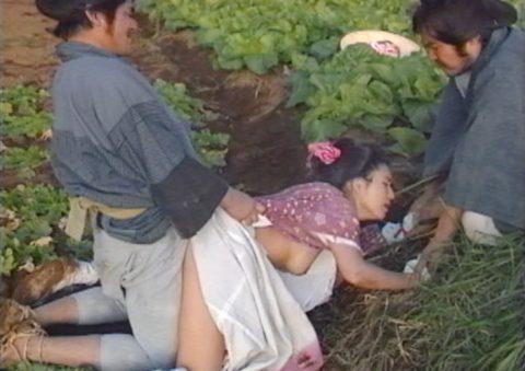 【画像】日本文化好きな外国人が一番喜びそうなレイプシーンがこちらwwwwwwwwww(26枚)・3枚目