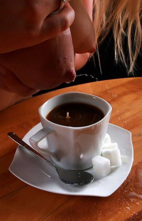 【GIFあり】コーヒーに母乳・・・誰得やねん・・・(画像21枚)・16枚目