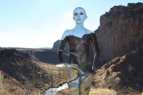 【29枚】全裸の美女が立ってるはずなのに全く見えない芸術画像集・28枚目