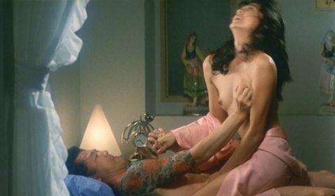 """【意外】""""極妻""""でナマ乳首吸われた女優たちwwwwwwwwwwwwwww(16名)・13枚目"""