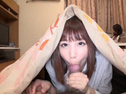 【画像24枚】コタツフェラとかいう冬の日本のカップル風物詩wwwwwwwwwwwwww・1枚目