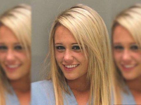 (写真)カワイすぎる女性犯罪者が話題に
