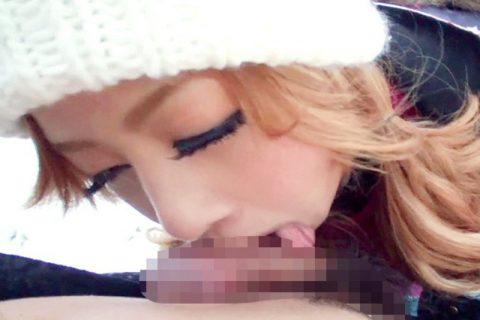 エッチの時もニット帽は脱がないオシャレ女子のエロ画像(22枚)・4枚目