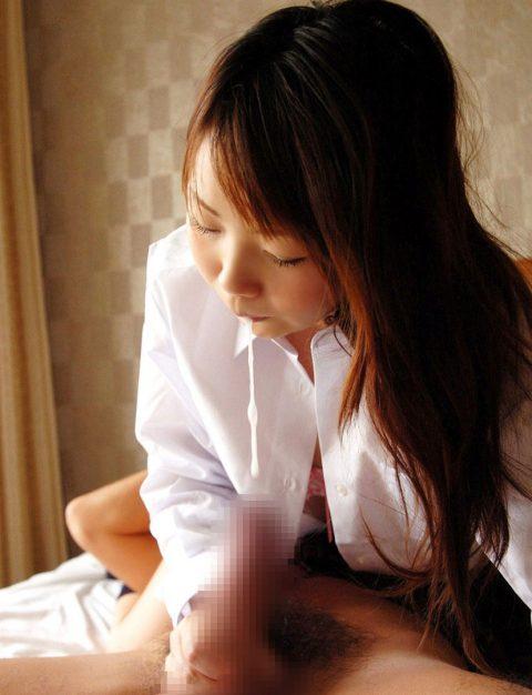 【唾液ローション】←コレしてくる女、賛否両論・・・(画像27枚)・6枚目