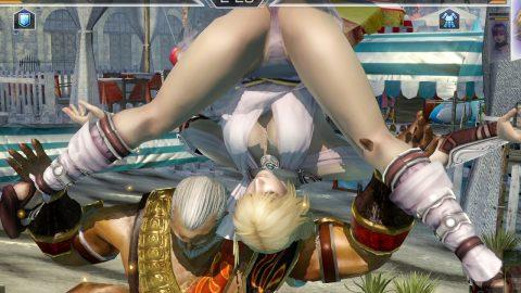"""【画像あり】格闘ゲームで""""女性キャラにかけてみたい技""""第1位がこちらwwwwwwwwwwww・5枚目"""