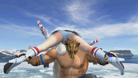 """【画像あり】格闘ゲームで""""女性キャラにかけてみたい技""""第1位がこちらwwwwwwwwwwww・6枚目"""