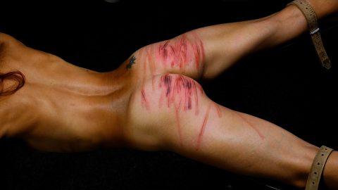 【閲覧注意】血が苦手な人は見てはいけない調教エロ画像集(25枚)・9枚目