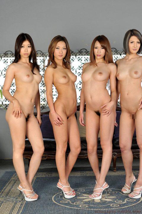 【画像あり】女子社員を並べて陰毛チェックしてみた結果wwwwwwwwwwwwwwww・10枚目