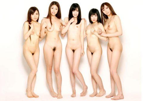 【画像あり】女子社員を並べて陰毛チェックしてみた結果wwwwwwwwwwwwwwww・15枚目