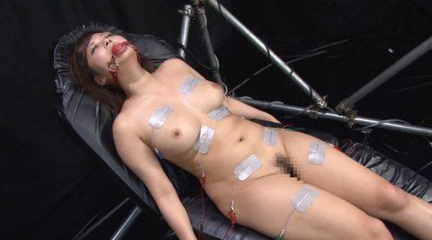 【GIFあり】絶頂中に電流を流された女の末路をご覧くださいwwwwwwwwwwww・2枚目