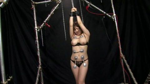 【GIFあり】絶頂中に電流を流された女の末路をご覧くださいwwwwwwwwwwww・3枚目