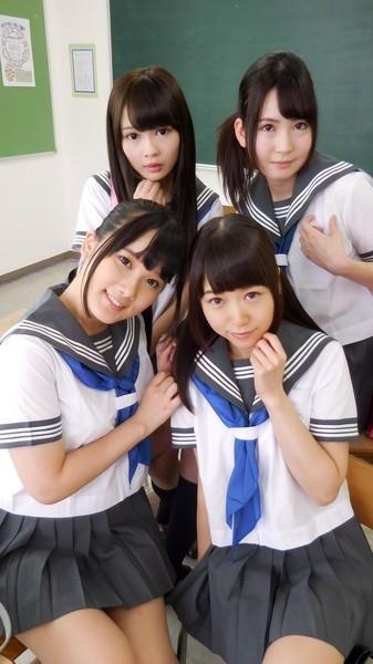 【VR】ガチで女子高生4人に囲まれてる!!!?まだ試してない奴もったいなさ過ぎワロタwwwwwwww・3枚目