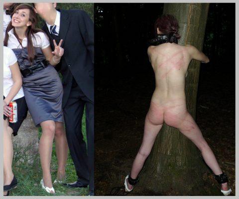 【実はメス豚】このエレガントな女性の裏の顔がこちら・・・(画像30枚)・22枚目