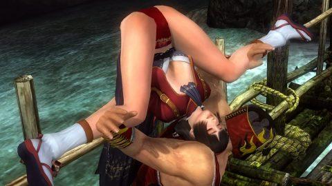 """【画像あり】格闘ゲームで""""女性キャラにかけてみたい技""""第1位がこちらwwwwwwwwwwww・24枚目"""